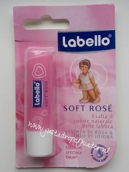 Labello Soft Rosé Special Edition Thun
